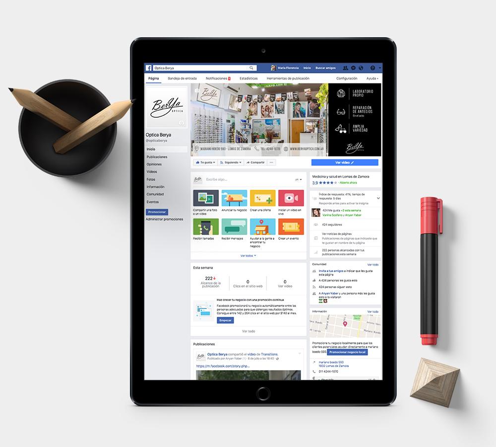 diseño y publicidad facebook wodes