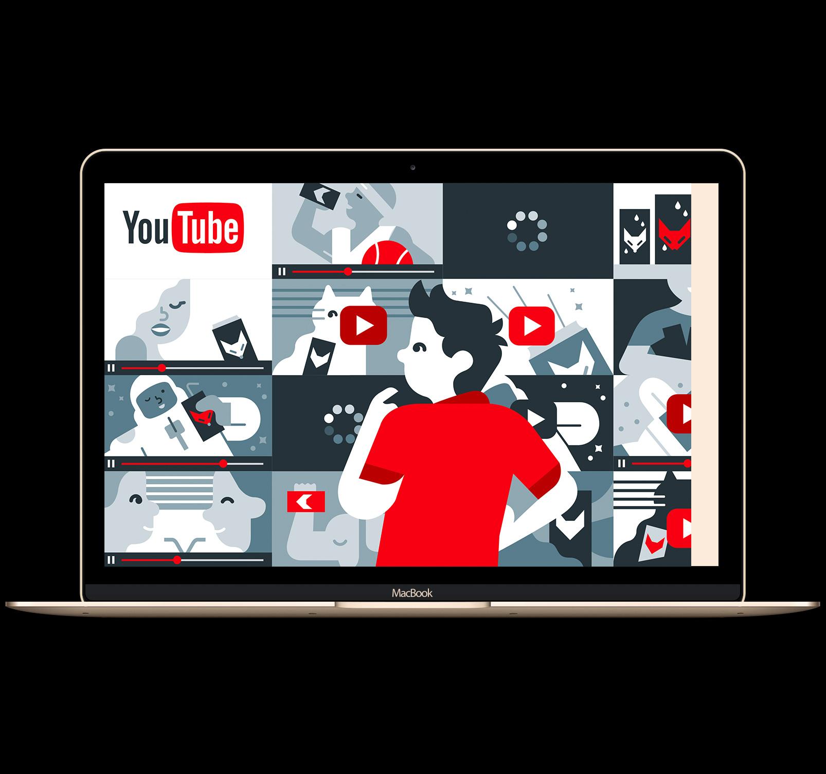 publicidad en youtube - wodes